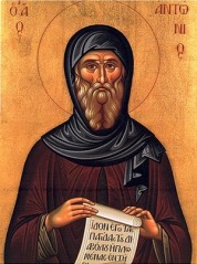 Abba Anthony of the Desert