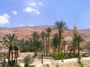 St. Anthony's Monastery  in Egypt