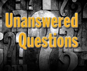 UnansweredQuestions