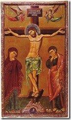 Crucifixion_Icon_Sinai_13th_century