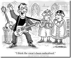Radical humor