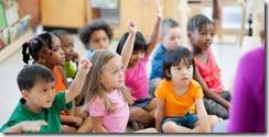 Preschool kids