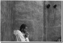 Monk in prayer 1