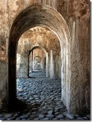 Doorways Thin Places