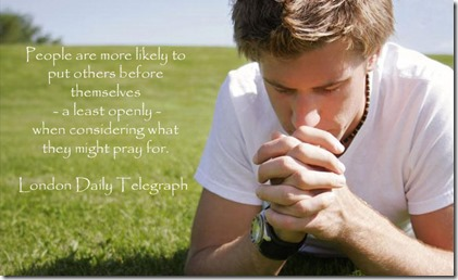 youngmanpraying w quote