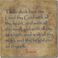 Love of God KJV
