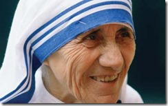 CALCUTTA, INDIA - JANUARY 01: Mother Teresa of Calcutta, India. (Photo by Tim Graham/Getty Images)