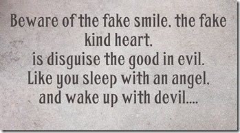 Evil as Good