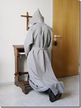 Trappist Praying